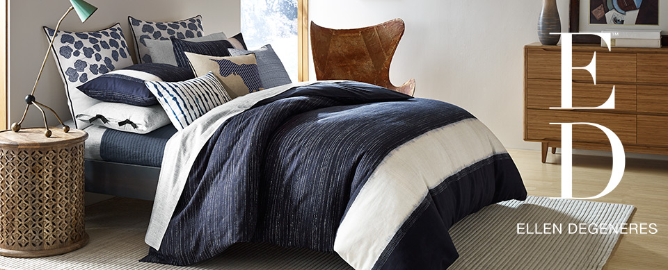 Ed Ellen Degeneres Bedding At Beddingstyle Com