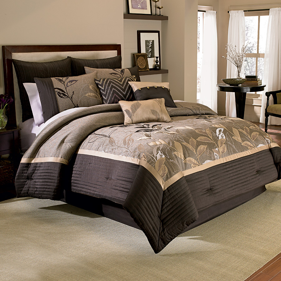 Manor hill eden bed in a bag from - Bed bath and beyond bedroom furniture ...