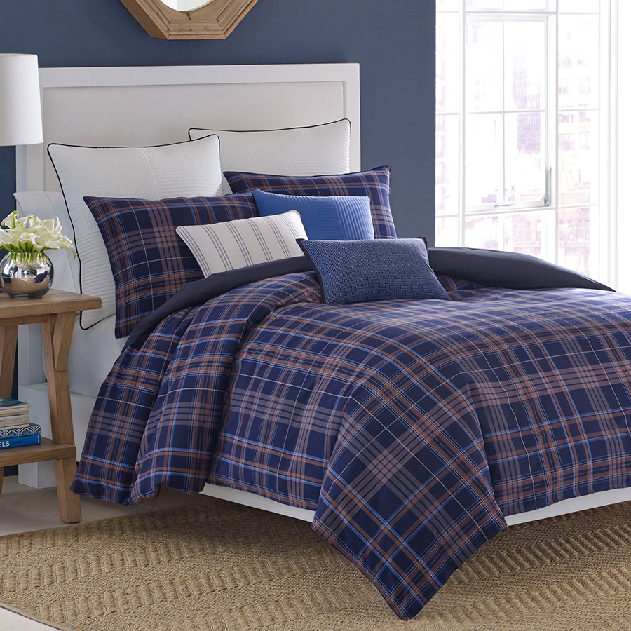 Nautica Eldridge Comforter And Duvet Set From