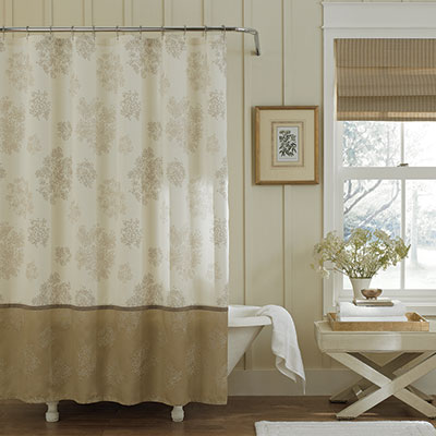 Laura Ashley Eleanora Shower Curtain