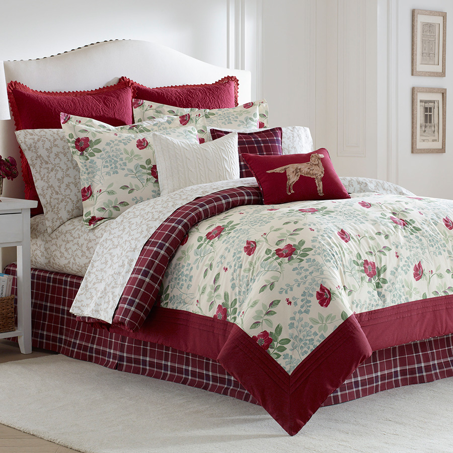 Euro Sham Laura Ashley Ella