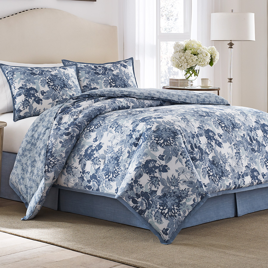 Laura Ashley Ellison Comforter Set From