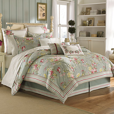 Laura Ashley Eloise Comforter Sets