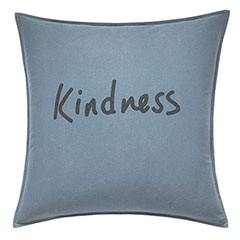 ED Ellen DeGeneres Square Pillow Embroidered Kindness