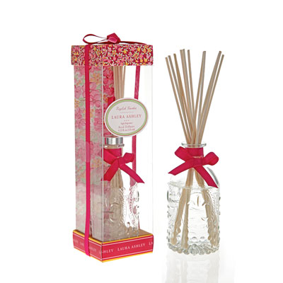Laura Ashley English Garden Fragrance Diffuser