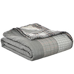 Fairview Quilted Throw