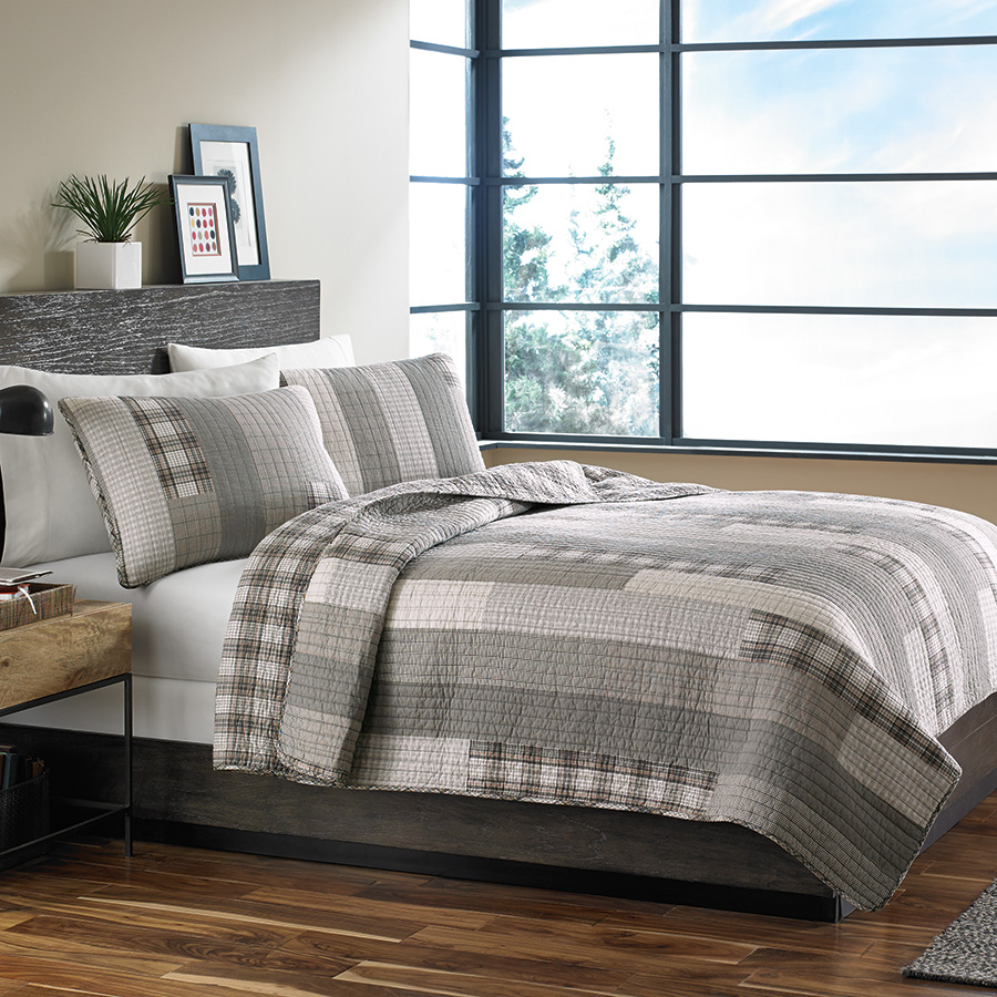 Twin Quilt Set Eddie Bauer Fairview
