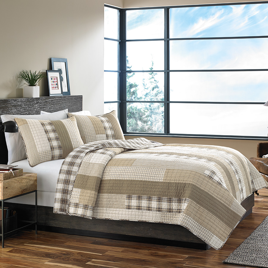 9338f1024e5f7 Ed Bauer Fairview Saddle Quilt Set From Beddingstyle. Ed Bauer Weather Plus  Insulated Jacket Men S