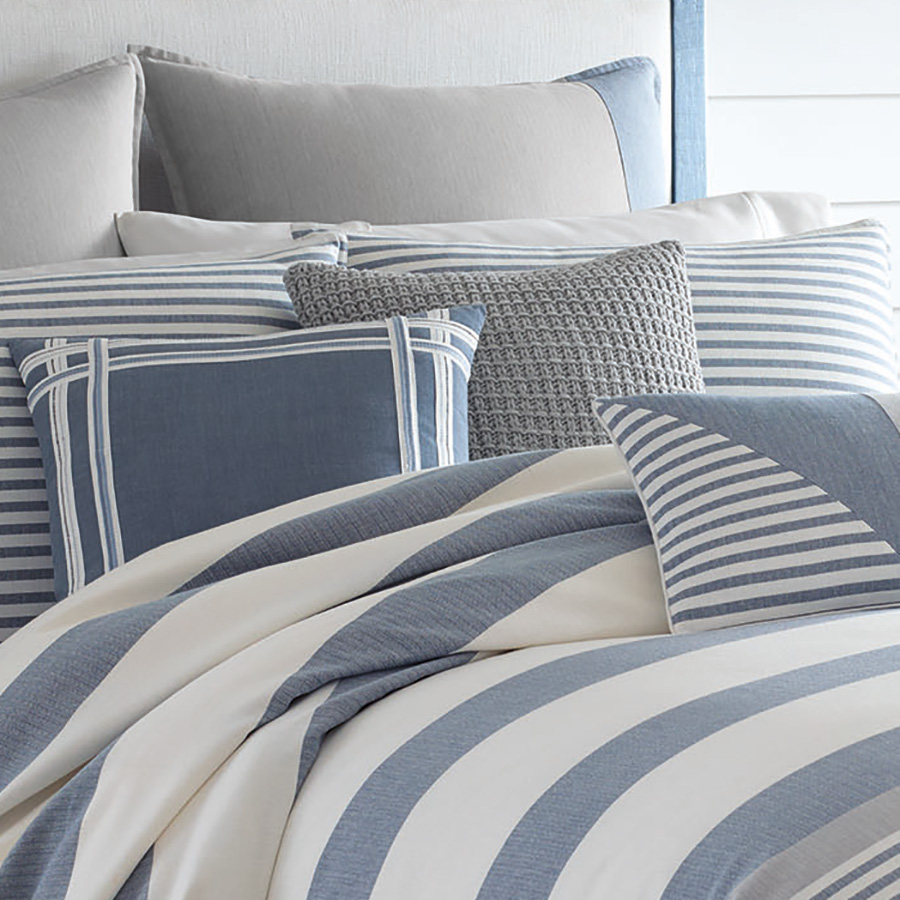 Nautica Fairwater Comforter And Duvet Set From