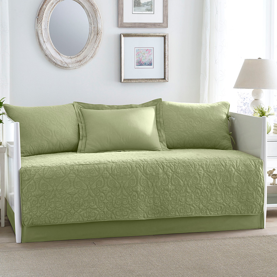 Laura Ashley Felicity Light Green Daybed From Beddingstyle Com