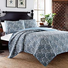 Tommy Bahama Fenders Bay Quilt Set