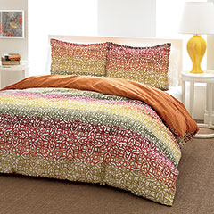Fiesta Stripe Duvet and Comforter Sets