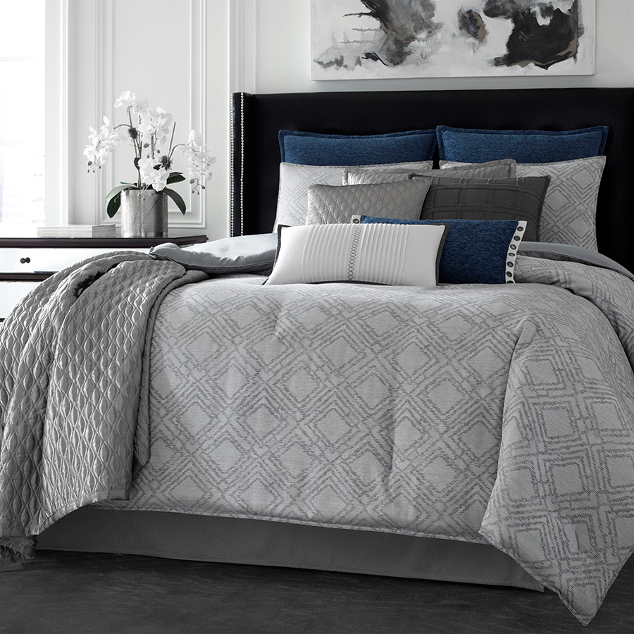 Candice Olson Finesse Comforter Set From Beddingstyle Com