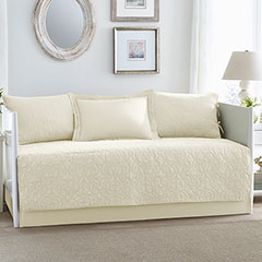 Laura Ashley Felicity Ivory Daybed Set