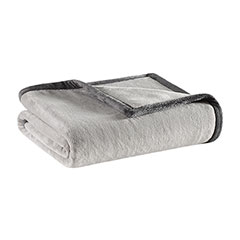 Eddie Bauer Freeheat Chrome Throw Blanket