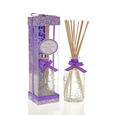 Laura Ashley Fresh Lavender Fragrance Diffuser