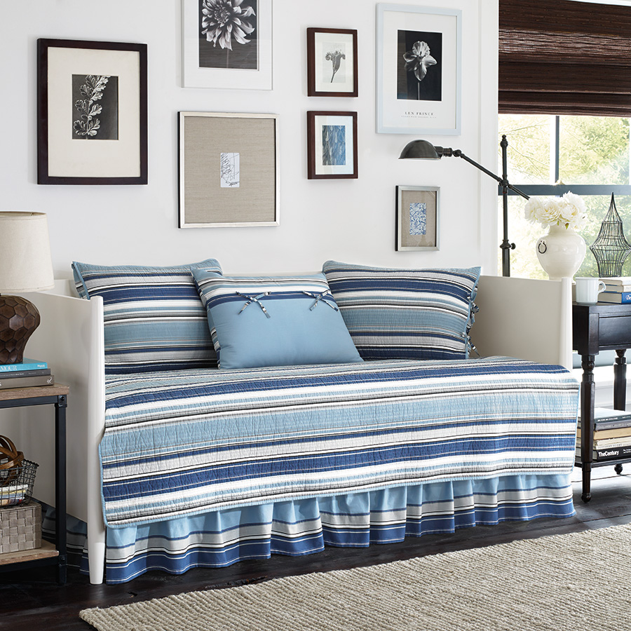 Daybed Set Stone Cottage Fresno Blue