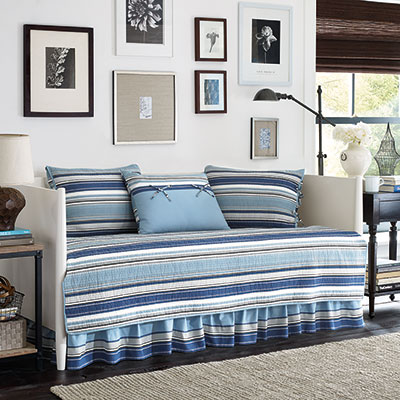 Stone Cottage Fresno Blue Daybed