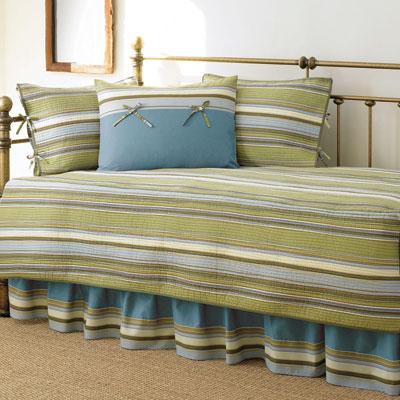 green bedding sets queen