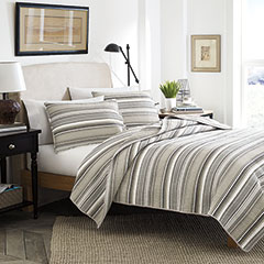Stone Cottage Fresno Neutral Quilt Set