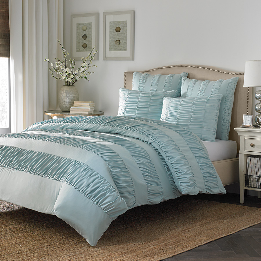 Stone Cottage Gabriella Azure Bedding Collection From