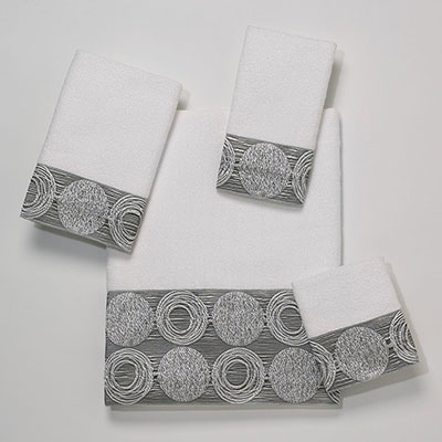 Avanti Galaxy Decorative Towels
