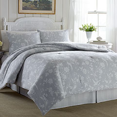Laura Ashley Garden Paradise Comforter Set