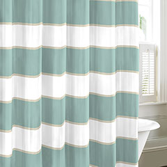 Nautica Guardhouse Mist Shower Curtain
