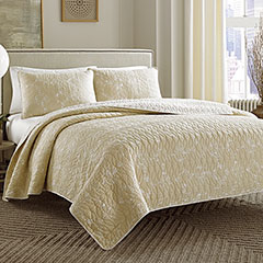 City Scene Giani Oatmeal Quilt Set