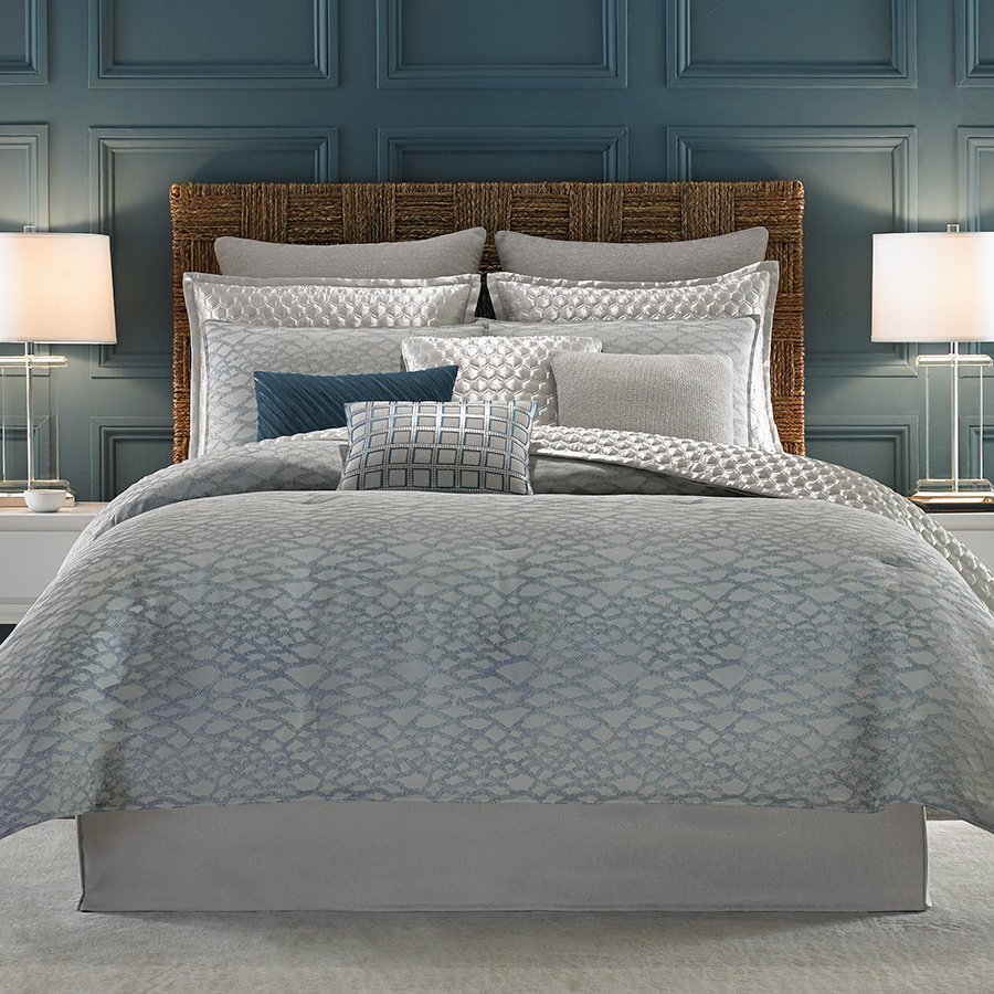 Candice Olson Giselle Comforter Set From
