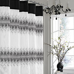 Manor Hill Giselle Shower Curtain