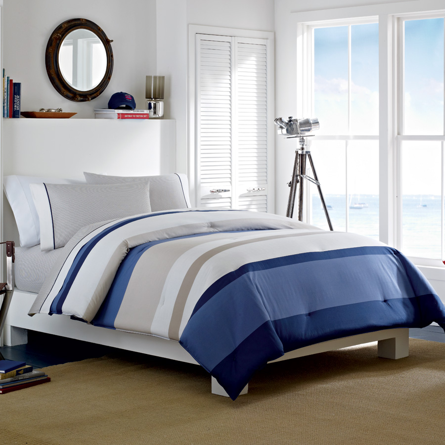 Nautica Grand Bank Comforter Set from Beddingstyle.com