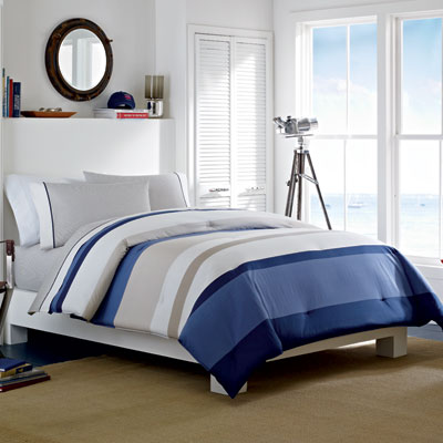 Nautica Grand Bank Comforter & Duvet Set