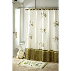 Greenwood Shower Curtains