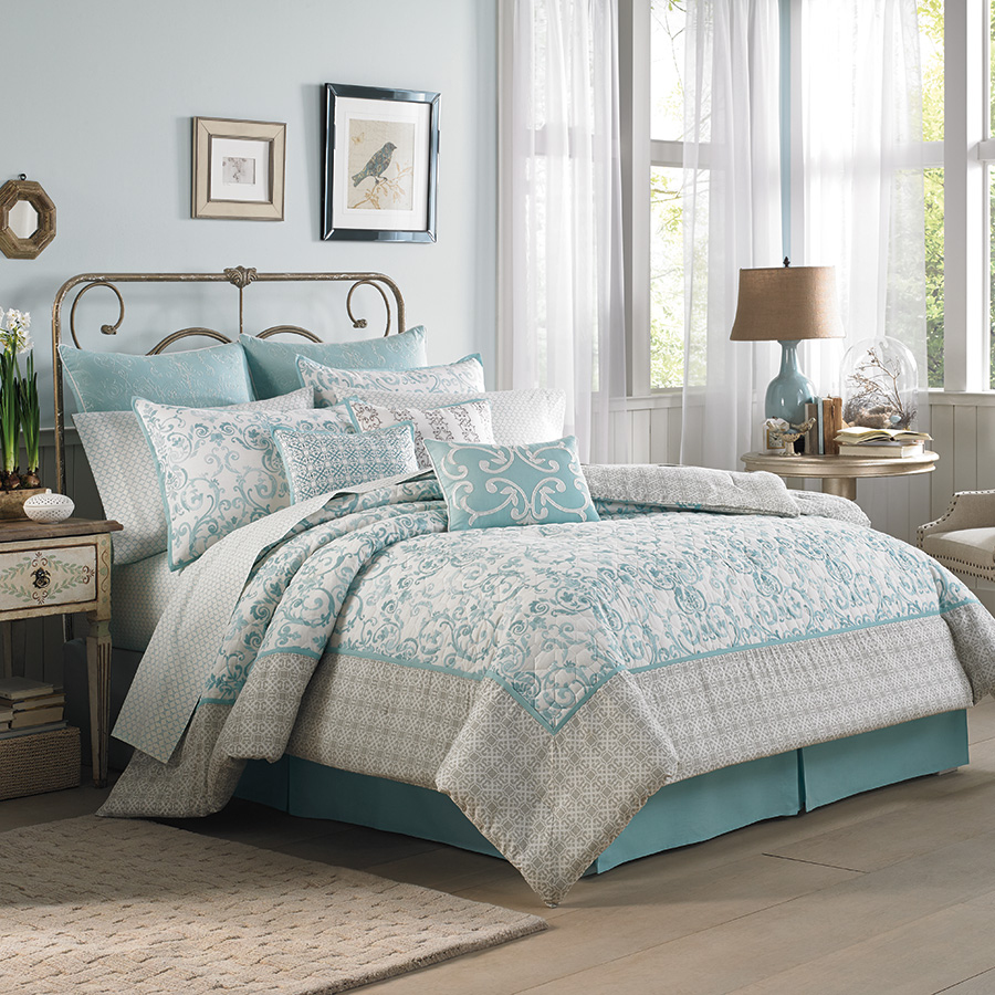 Laura Ashley Halstead Bedding Collection From
