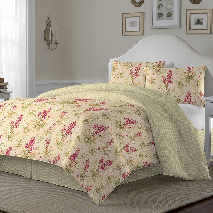 Laura Ashley Hannah Comforter Duvet Set From