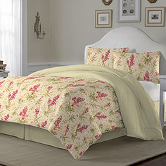Laura Ashley Hannah Comforter & Duvet Set
