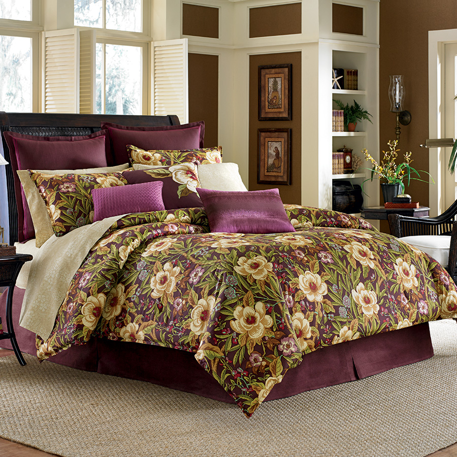 Tommy bahama havana garden comforter set from Tommy bahama bedding