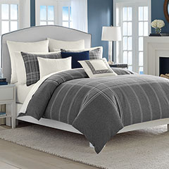 Haverdale Gray Comforter & Duvet Sets