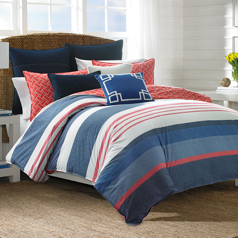 Nautica Hawes Comforter And Duvet Set From