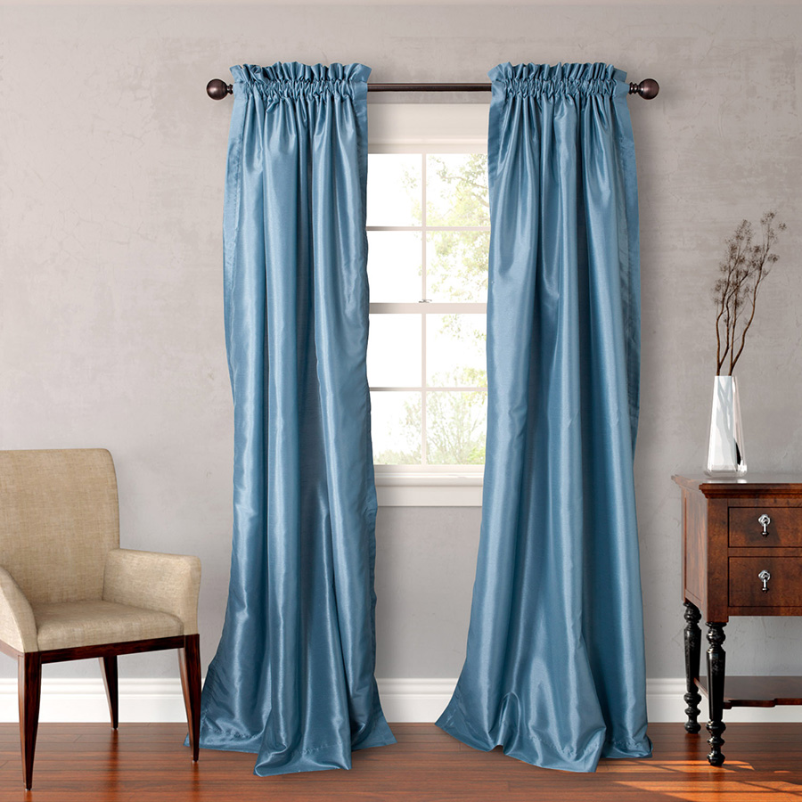 Pair of Drapes 54 x 108 Heritage Landing River
