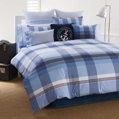 Tommy Hilfiger Hilfiger Heritage Comforter and Duvet Cover Sets