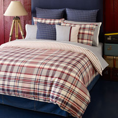 Hilfiger Vintage Comforter and Duvet Cover Sets