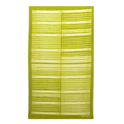 Vera Wang Horizontal Shibori Beach Towel
