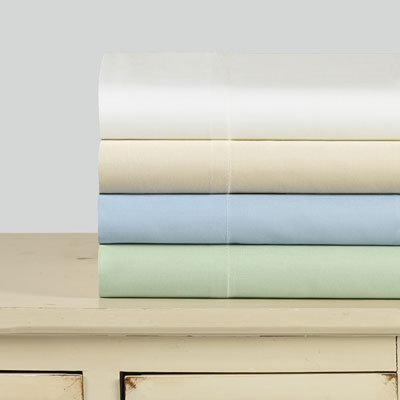 Hotel Luxe 500TC Sateen Cotton Sheet Sets