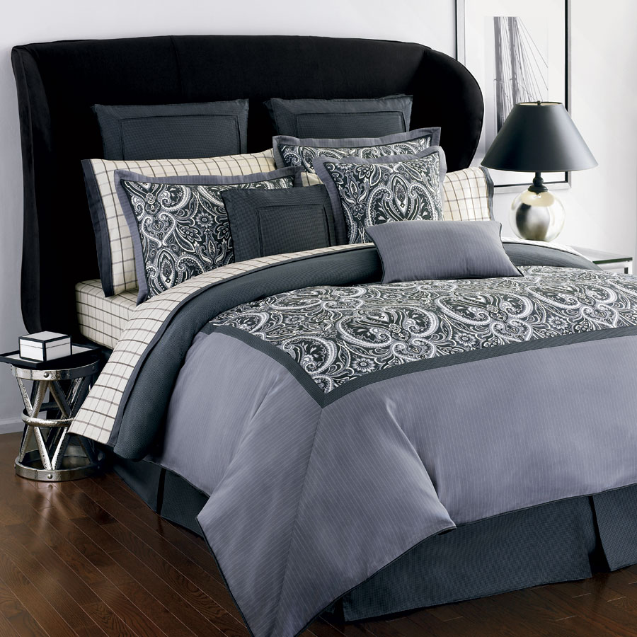 50 Shades Of Grey Bedding Beddingstyle Com Blog