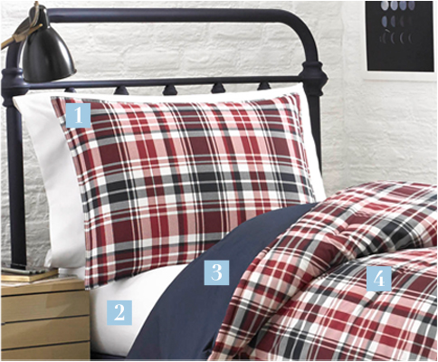 Bedding Size Chart Beddingstyle Com