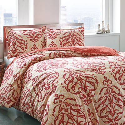 City Scene Imperial Medallion Comforter & Duvet Sets