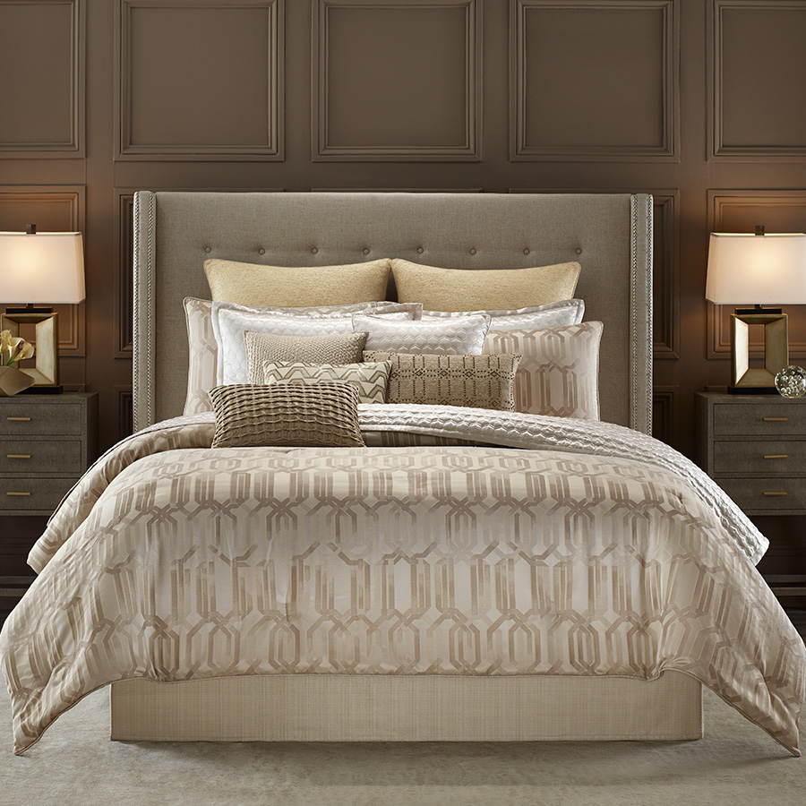 candice olson interplay comforter set from