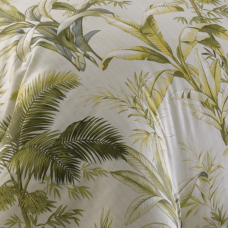 Tommy Bahama Island Botanical Comforter Set From